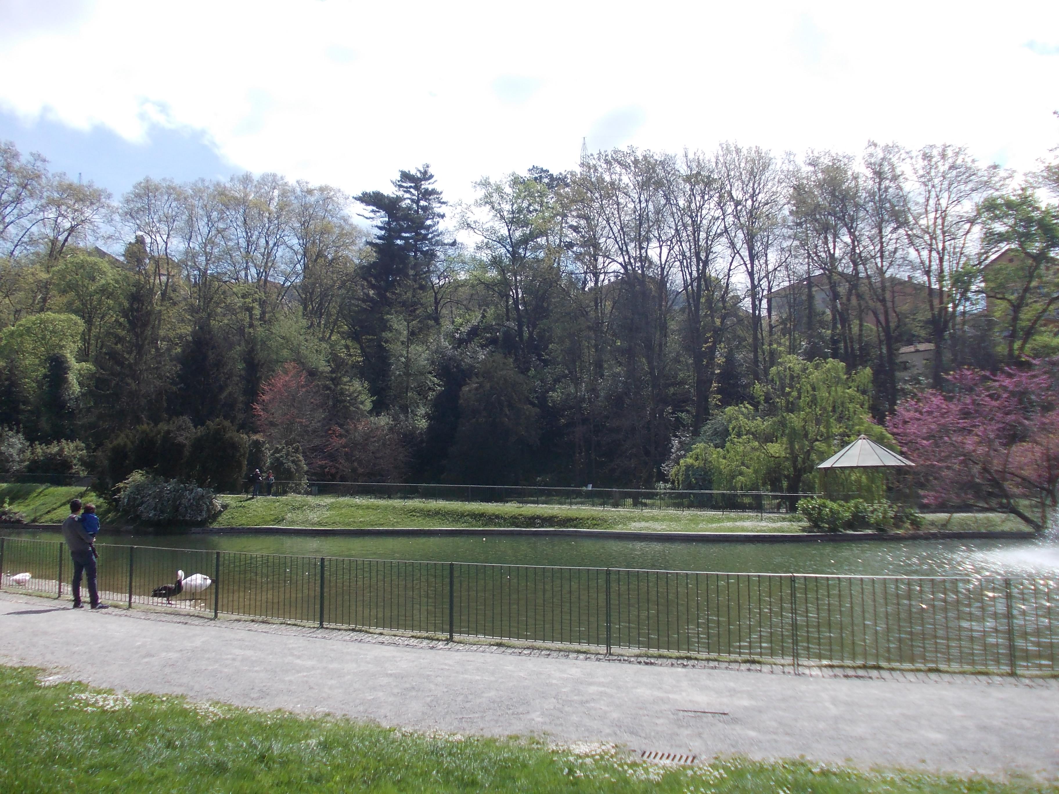 Il Parco e i sentieri