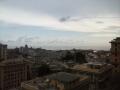Vista panoramica di Genova e il mare da Castelletto - 23-07-2014