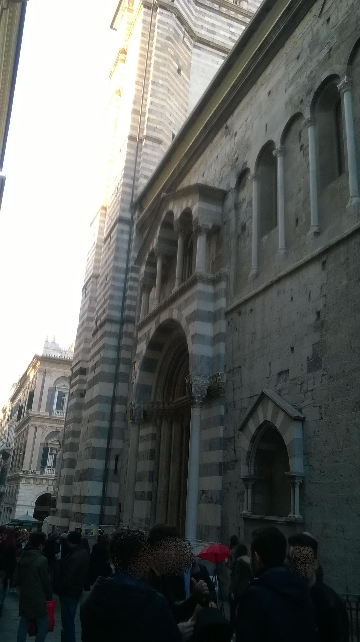 Particolari della Cattedrale di San Lorenzo -05