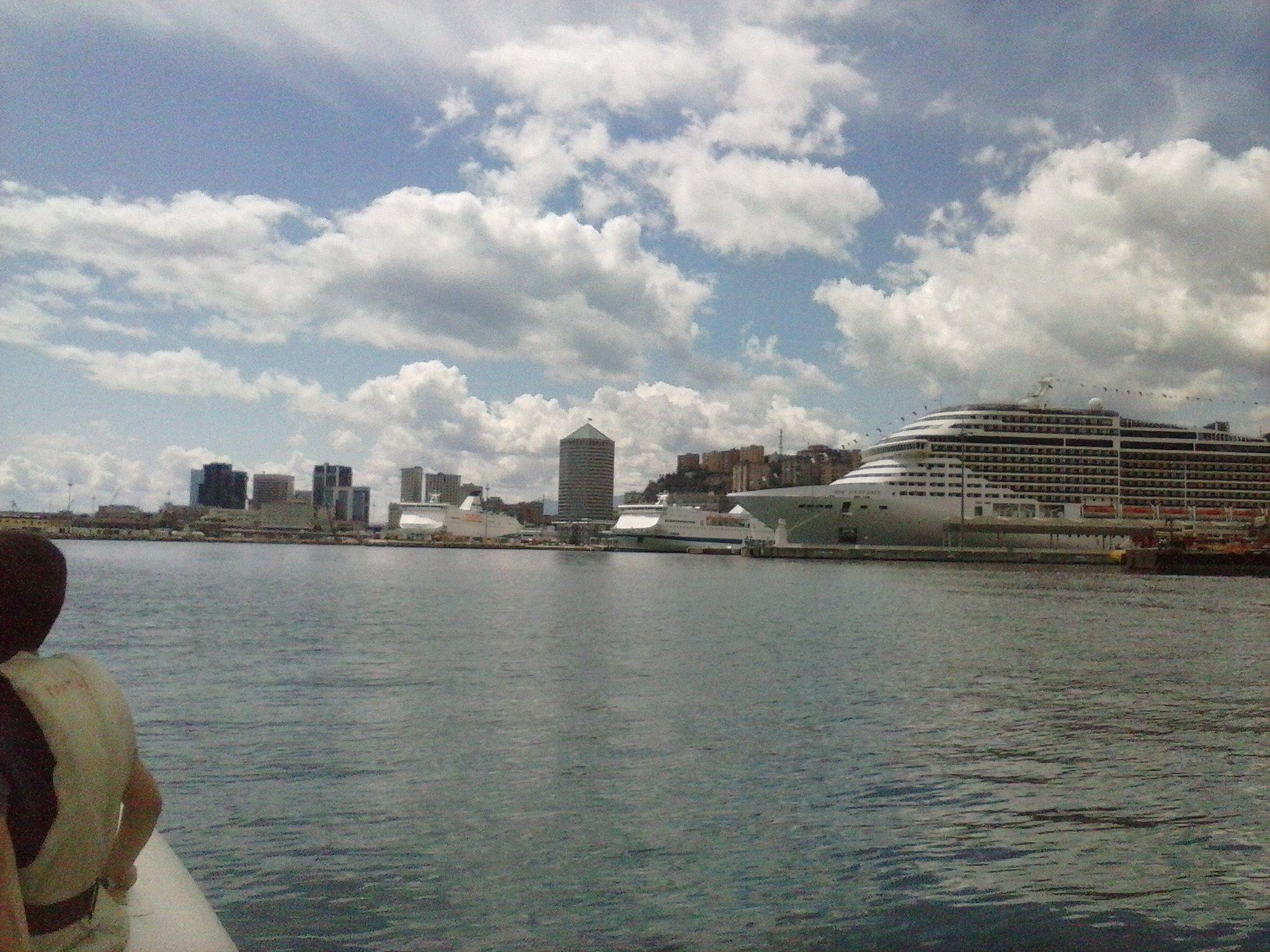 Vista Porto di Genova - 24-05-2015-04