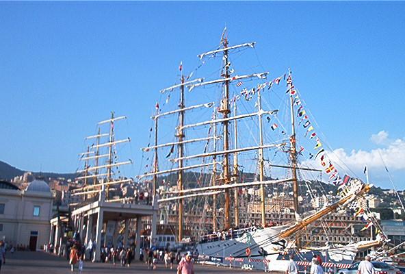 Tall Ships Genova 2001 - 07