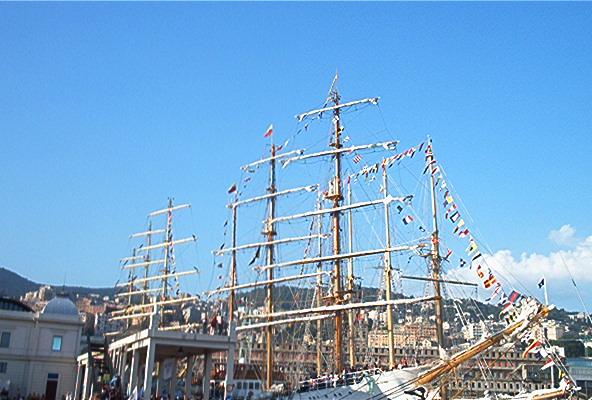 Tall Ships Genova 2001 - 08