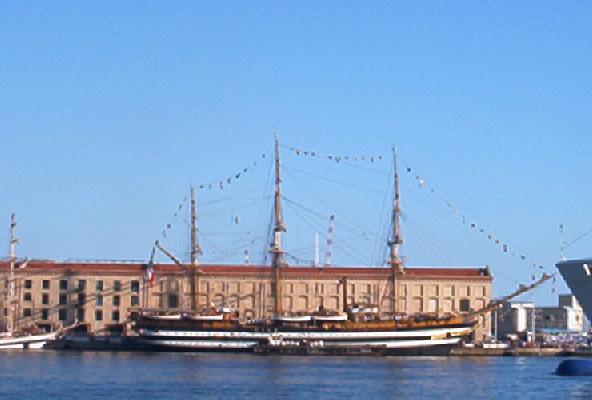 Tall Ships Genova 2001 - 09