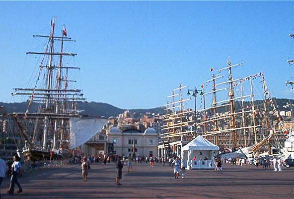 Tall Ships Genova 2001 - 11