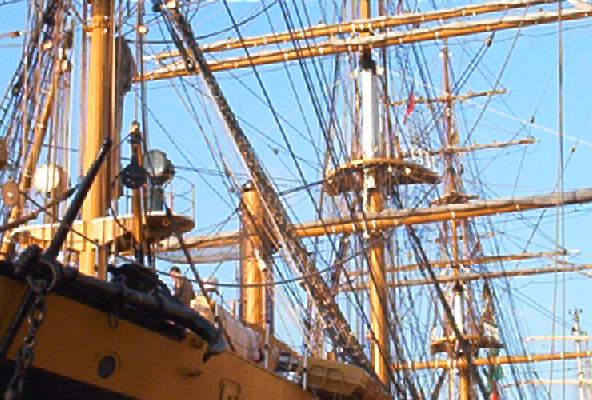 Tall Ships Genova 2001 - 18