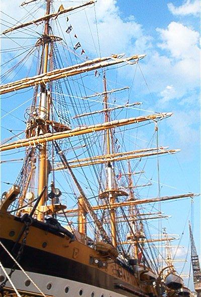 Tall Ships Genova 2001 - 21