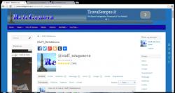 Pagina utenti Social Network ReteGenova