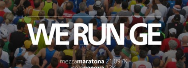 19 aprile 2015: Maratona: La mezza di Genova