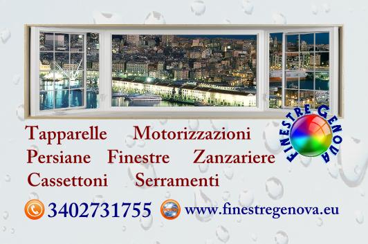Finestre Genova - Sergio Casareto