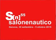 55° Salone Nautico - Genova 30 settembre - 5 ottobre 2015