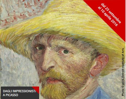 Dagli Impressionisti a Picasso
