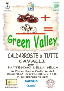 Castagnata Valle Verde Recco
