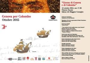 Genova Celebra Colombo