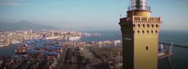 Genova dove comincia il mare
