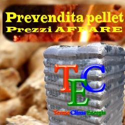 Prevendita Pellet