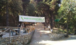 Ingresso Parco Avventura Genova Righi