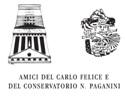 AMICI DEL CARLO FELICE E DEL CONSERVATORIO N. PAGANINI-100