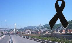 Ponte Morandi 14 agosto 2018